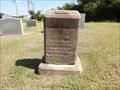 Image for James W. Lebert - High Island Cemetery - High Island, TX