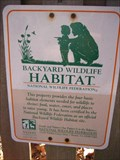 Image for Backyard Wildlife Habitat Exhibit
