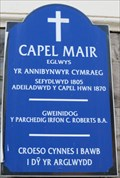Image for Capel Mair - Mair Wales - Aberteifi, Ceridegion, Wales.