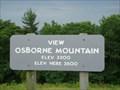 Image for Osborne Mountain Gap - Deep Gap, North Carolina