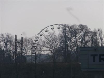 Giant Ferris Wheel - Prague