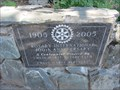 Image for Rotary Plaque - Twain Harte, CA.