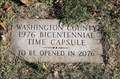 Image for Washington County 1976 Bicentennial Time Capsule - Nashville, IL