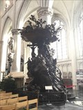 Image for Pulpit - St. Rumbold's Cathedral - Mechelen, Belgium