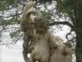 Image for Bacchus playing with Ram - Waddesdon Manor, Buckinghamshire, UK