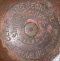 Image for CRGS Survey Disk (MB1786) -Cleveland, Ohio