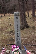 Image for The McFarland Cemetery – Rossville, GA