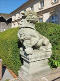 Image for Chinese guardian lions -  Aachen, NRW, Germany