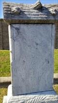 Image for Mollie E. Lowrimore - Gillette Cemetery - Palmetto, FL
