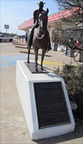 Image for The Horse that Won the West -- Perry OK