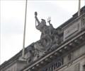 Image for Britannia -- Waterloo Station, London, Lambeth UK