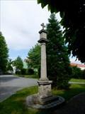 Image for Boží muka v ulici U sýpek - Kromeríž, CZ