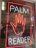 Image for Palm Reader Neon - San Francisco, CA