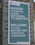 Image for Red Cross Shop - Cardigan, Wales.