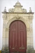 Image for Portal da Igreja de Santa Iria - Tomar, Portugal