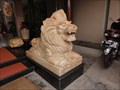 Image for Two Hotel Lions—Malang City, Java, Indonesia