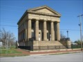 Image for First National Bank Building - Old Shawneetown, Illinois
