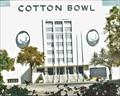Image for The Cotton Bowl - Texas Centennial Exposition Buildings (1936--1937) - Dallas, TX