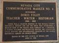 Image for Doris Foley - Nevada City, California