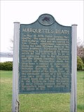 Image for Marquette's Death