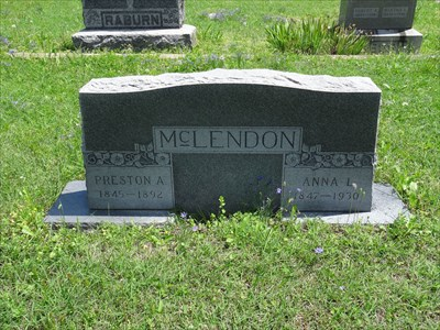 P.A. McLendon, one of the city