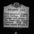 Image for Solomon Lea, G-61