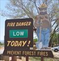 Image for Smokey at North Kaibab Ranger Station ~ Fredonia, Arizona