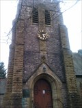 Image for Church Clock, St James', Harpur Hill - Buxton, Derbyshire