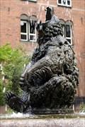 Image for Bjørnespringvandet (Bear fountain) - Copenhagen, Denmark