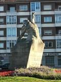 "Image for The ""sculptoricide"" grows: Nexus VI, new victim of abandonment - Ourense, Gallicia, España"