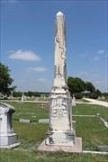 Image for Dr. J.H. Webb - Itasca Cemetery - Itasca, TX