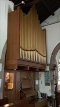 Image for Church Organ - St Michael the Archangel - Halam, Nottinghamshire