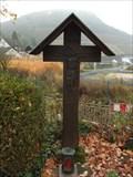 Image for Cross at the Parking area Martinusstraße Heppingen - RLP / Germany