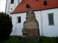 Image for Pomník obetem I. svetové války - Netolice, okres Pracharice, CZ