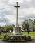 Image for Combined World War I And World War II Memorial – Heckmondwike, UK
