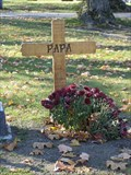 """Image for """"Papa"""" Lakeside Cemetery - Holly, MI"""