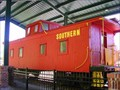Image for Southern Railway Caboose ~ Elizabethton Tennessee