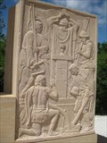 Image for Holy Eucharist Monument Relief- DeSoto National Memorial