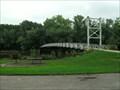 Image for Atwood Park suspension bridge