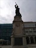 Image for María Pita, A Coruña - defense of Coruña, 1589, España