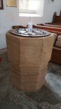 Image for Baptism Font - St Michael - Whichford, Warwickshire
