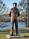 Image for Crowd welcomes statue of Pearl Harbor hero Doris Miller  - Waco, TX