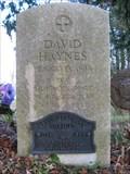 Image for David Haynes - American Revolutionary War Veteran