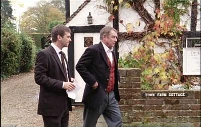 Town Farm Cottage Beamond Lane Little Missenden Bucks UK Midsomer Murders Four Funerals A Wedding 2006