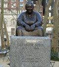 Image for Gertrude Stein - New York, NY