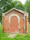 Image for Maud Vanderlinde Mausoleum - Mount Mora Cemetery - St. Joseph, Mo.