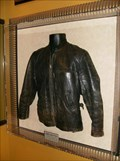 Image for John Lennon Leather Jacket - Hard Rock Cafe - Pittsburgh, PA