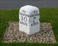 Image for Milestone - Thrapston Road, Spaldwick, Cambridgeshire, UK.