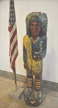 Image for Grizzly Flats Cigar Store Indian