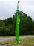 Image for Fern Temple II - Tecumseh, Michigan, USA.
